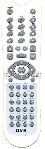 SecNet SNX-D7416 пульт ДУ DVR