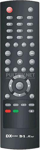 DXtreme D1 MINI пульт для HD-плеера