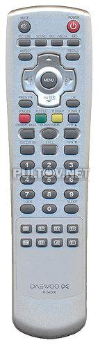 R-54D06 пульт для телевизора Daewoo