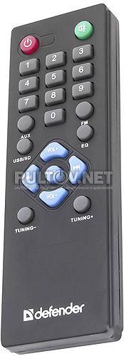 65810 пульт для акустической системы Defender Sirocco S10 Pro