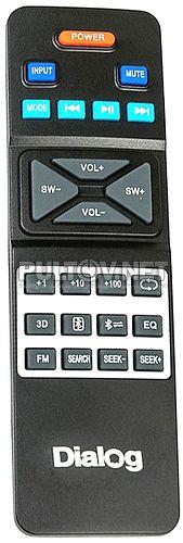 AP-208 пульт для компьютерных колонок Dialog
