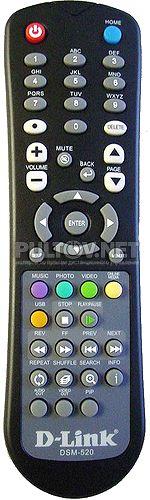 D-Link DMS-520, DMS-14 пульт для медиаплеера