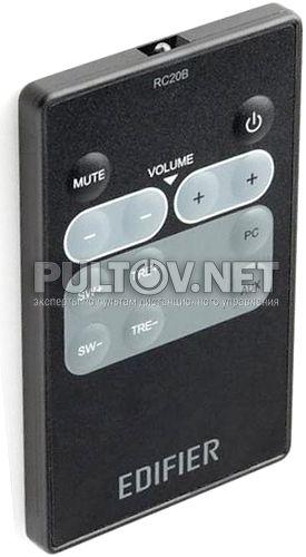 RC20B пульт для акустической системы Edifier C2XD