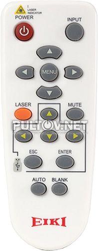 13910052 пульт для проектора Eiki LC-XNB3500N
