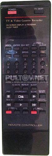 RC-2010 пульт для моноблока ELEKTA TVCR-2010NEMK