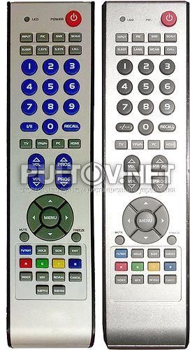 STV-LC1995WL, STV-LC2695WL , Elenberg LTV-2231 пульт для телевизора