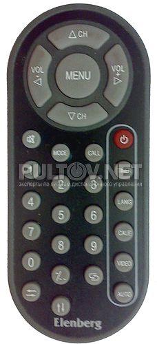M-TV811RU, Elenberg TV-507 пульт для автомобильного телевизора