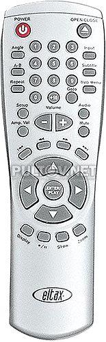 ELTAX DR-110 пульт ДУ