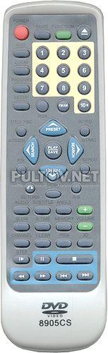 Elta 8905 CS пульт для  DVD-плеера