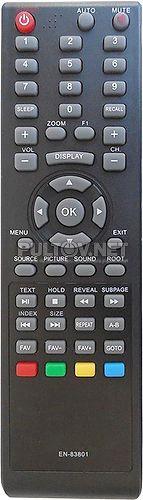 EN-83801, DEXP EN-83801 пульт для телевизора