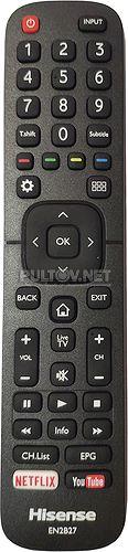 EN2B27, EN2B27D, DEXP EN2B27D пульт для телевизора Dexp F40C8000H и др.