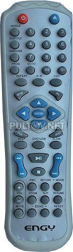 ENGY EV-100 пульт для DVD-плеера