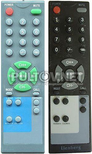 VTV-112 , SUPER 6122 32 , Elenberg 6122 32 , Eplutus 6122 32 пульт для телевизора