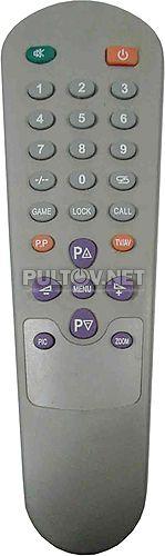 ER-303 пульт для телевизора PRIMA TS-2118 и других