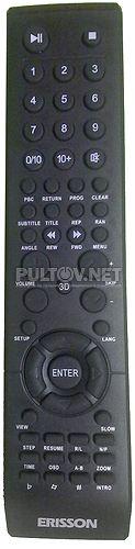 SM-2409, Erisson MW-7130T (#0113) пульт для магнитолы