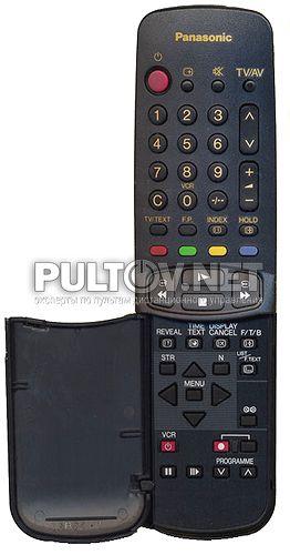 EUR51921 пульт для телевизора Panasonic TX-21AD2DP и др.
