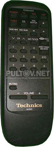 EUR644346 пульт для ресивера Technics SA-EX140