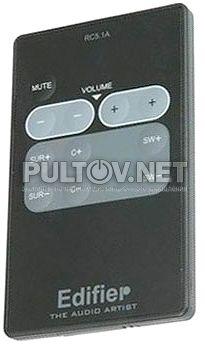 RC5.1E пульт для компьютерной акустики Edifier M3500, M3700