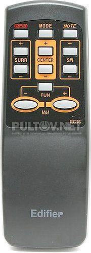 RC16 пульт для акустической системы Edifier S5.1