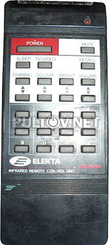 CTR-2190EMK (M50560-001P), CONTEC RC-539 пульт для телевизора ELEKTA и CONTEC