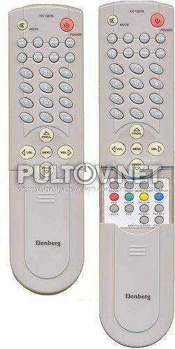 37CTV3165, ORION KK-Y267B, Elenberg KK-Y267B, AVEST KK-Y267B пульт для телевизора