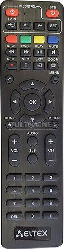 NV-501 Wac пульт для медиаплеера Eltex с управлением телевизором
