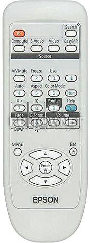 пульт для проекторов EPSON EB-1720, EB-1723, EB-1725, EB-1730W и EB-1735W