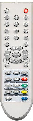 S-15F9A, HYUNDAI H-LCD1502 (TV2), ERISSON 20LS01 пульт для телевизора
