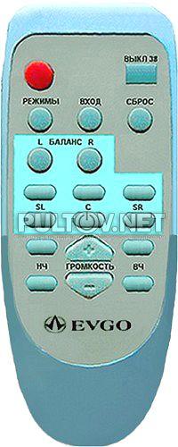 ESA 3001 пульт для акустической системы EVGO