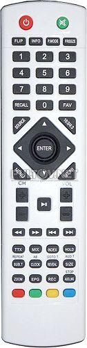 Excelvan CL720D пульт для проектора