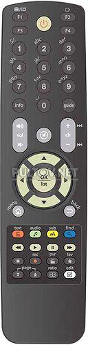 FERGUSON RCU-240 пульт для DVB-T-приставок Ariva T65 (от 2012 года) и других