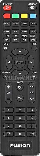 FLTV-30B100 пульт для телевизора Fusion