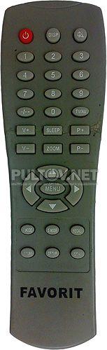 FAVORIT US21GG828 пульт для телевизора