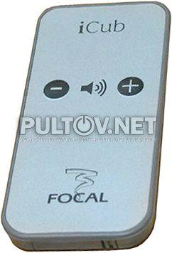 Focal iCub пульт для сабвуфера