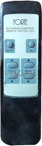 Forte GW-8000 пульт для акустики