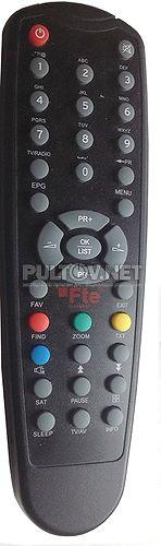 Fte MAX S93 пульт для спутникового ресивера