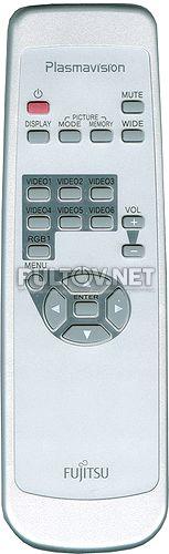 P-RMS106-S пульт для плазменной панели Fujitsu (вариант 1)