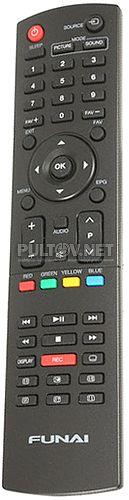 26FL552/10 пульт для телевизора Funai