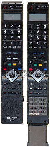 GA555WJSA пульт для телевизоров с жёстким диском