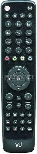 GI 9995 Vu+ Ultimo (Galaxy Innovations S9995) пульт для спутникового ресивера  (вариант 2!!!)