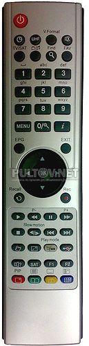 9500 HD PVR 2CI 2CX E пульт для спутникового ресивера GLOBO OPTICUM