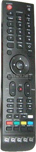 Galaxy Innovations Gi HD Micro, AMIKO MINI HD пульт для спутниковых ресиверов Galaxy Innovations и других брендов