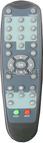 Giraffe GF-DV1601 пульт для видеорегистратора