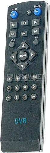 Giraffe GF-DV468S пульт для видеорегистратора