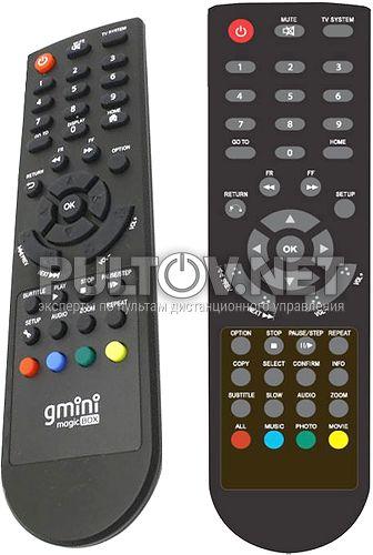 Gmini MagicBox HDP100 пульт для медиаплеера