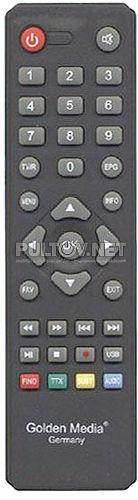 Golden Media Mania 3 HD, OPENBOX T2-02 HD пульт для DVB-T2-ресивера