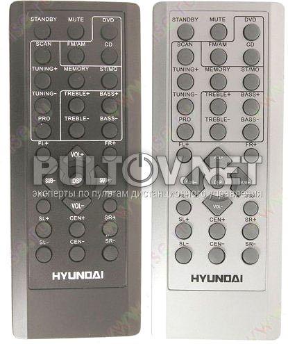 H-HAS6001 пульт для акустики HYUNDAI