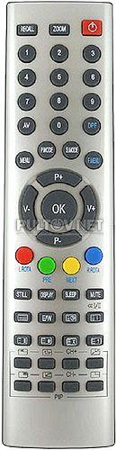 TV H-LCD2601 (TVD 21) пульт для телевизора Hyundai