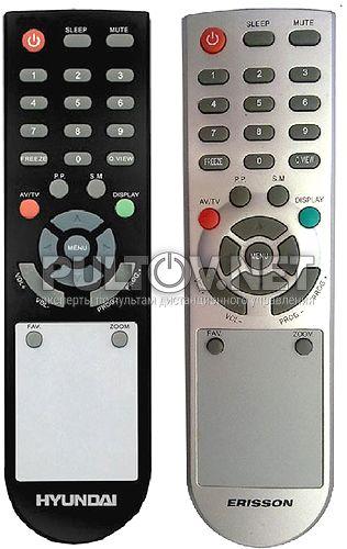 TV H-LCD3206 , ERISSON 37LS16 пульт для телевизора