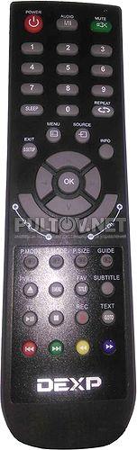 TZH-213D (H32D7000M) пульт для телевизора DEXP